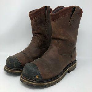 Keen Dallas Wellington Waterproof Boots Steel Toe
